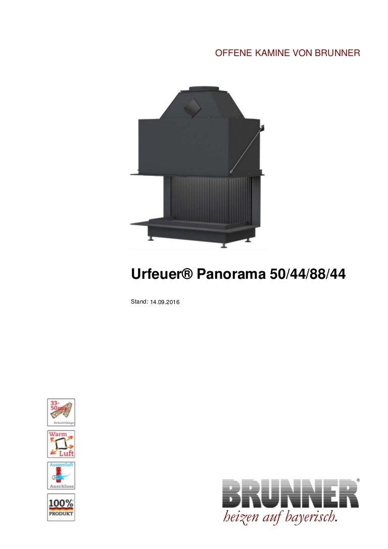 Brunner Urfeuer Panorama 50 44 88 44