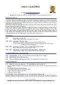 Resume of Julie McManus - Leadership and Sustainability Executive