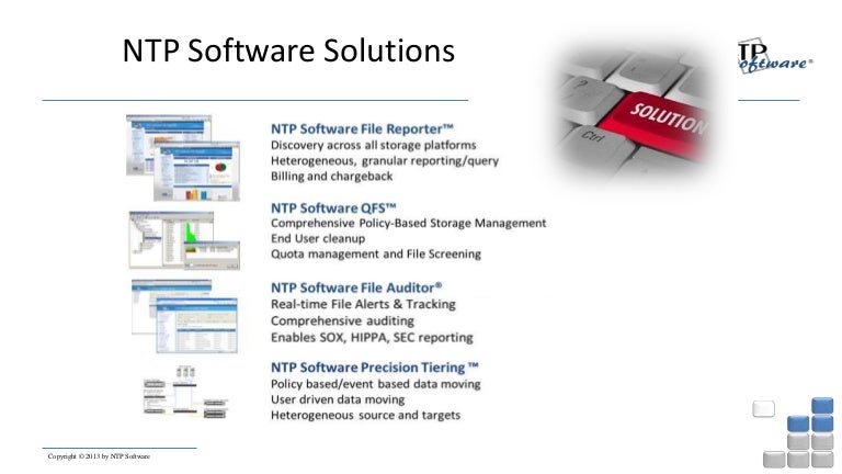 NTP Software Solutions