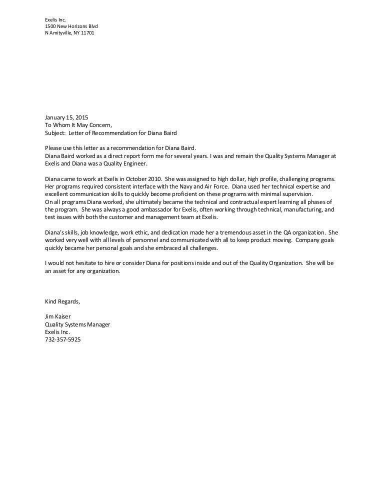exelis itt defense direct report recommendation