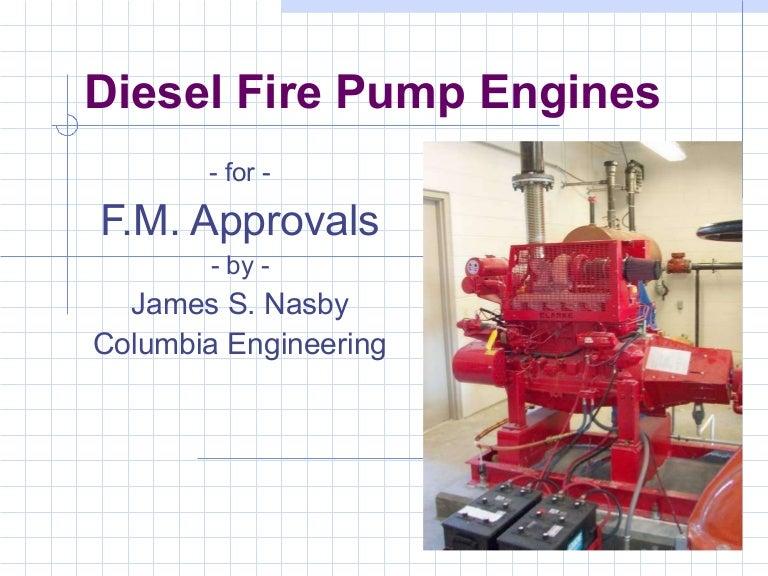 Cool Fire Pump Engines Overview Wiring 101 Ivorowellnesstrialsorg