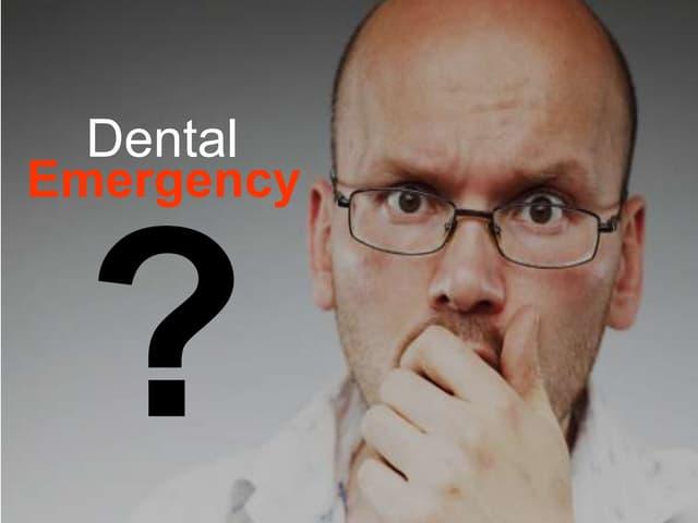 Tips to Handling Dental Emergencies - #PPT