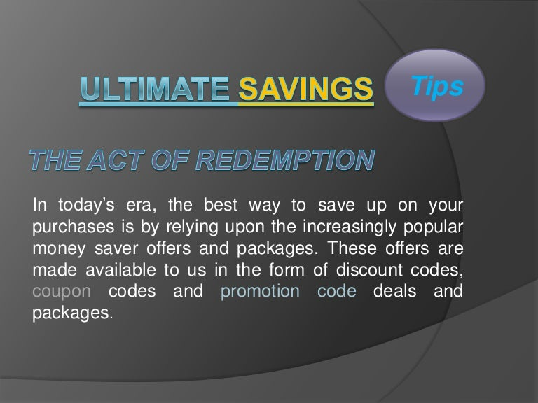 Share And Avail Coupons Codes And Feel The Joy Of Smart Savings