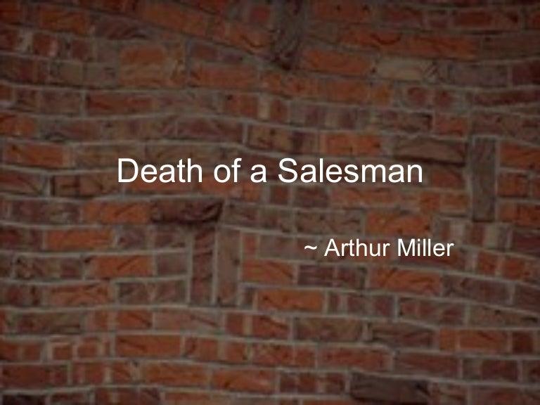 death of a salesman essays