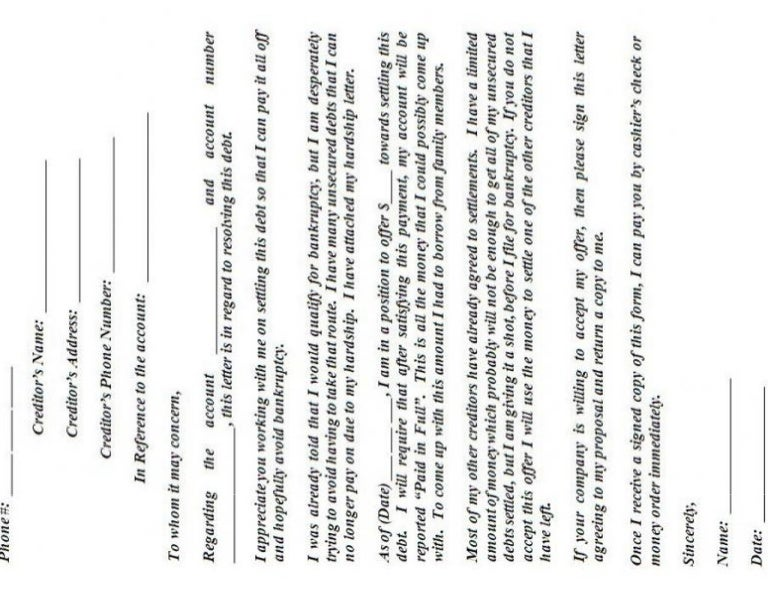 Hardship Letter For Credit Card Debt from cdn.slidesharecdn.com