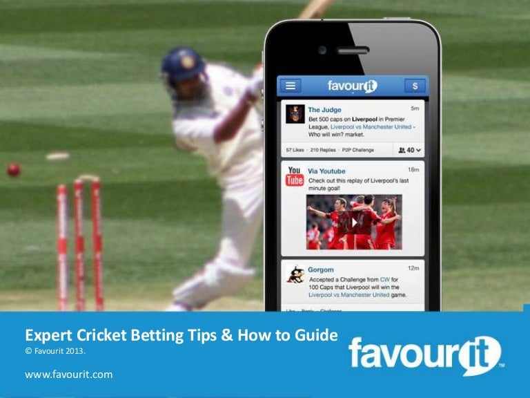 sites for cricket betting tips