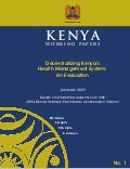 Decentralization kenya's health management system