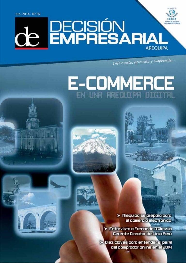 E Arequipa El Commerce Empresarial Decisión Una Digital En oerxdBC
