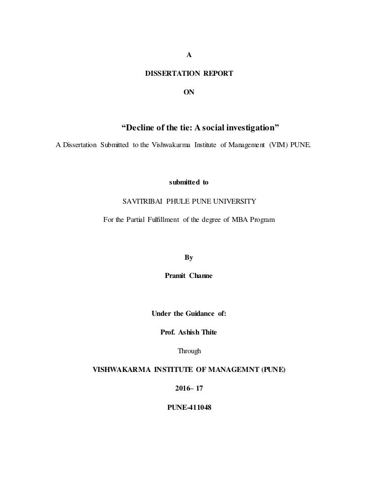 Concentration concurrence dissertation