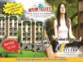 Fully Furnished 1/2 BHK Apartments in Rishikesh (Deecon Valley)