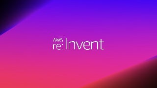 Deep Dive on MySQL Databases on Amazon RDS (DAT322) - AWS re:Invent 2018