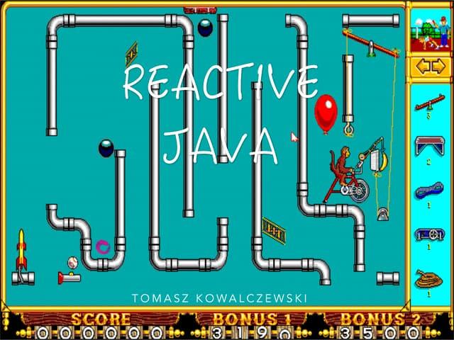 Deep dive reactive java (DevoxxPl)