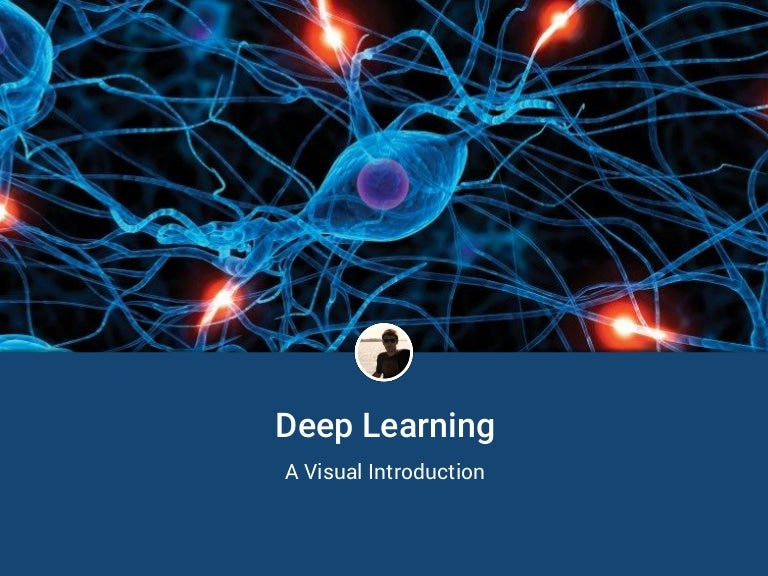 Deep learning a visual introduction toneelgroepblik Image collections