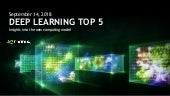 Top 5 Deep Learning and AI Stories - September 14, 2018