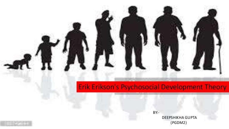 Erik Erikson Pschosocial Development Theory