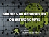 Building an Android IDS on Network Level - DEFCON 21