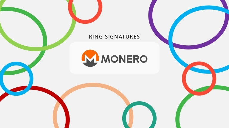 Defcon Monero Ring Signatures Presentation by Justin Ehrenhofer 2018