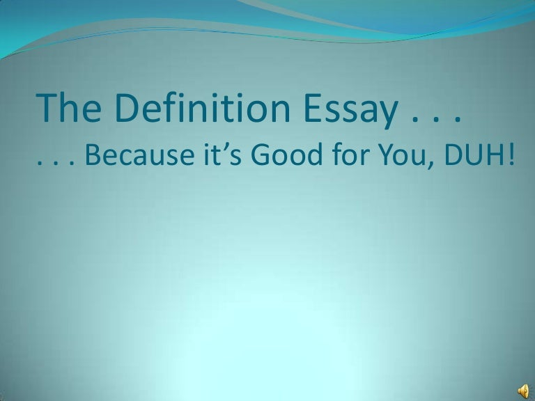 Loner Definition Essay Examples - image 11
