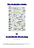 Definitive Guide to Social Media Media Marketing