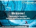 Spelunking for Resources - Free Tools from Discovery Education