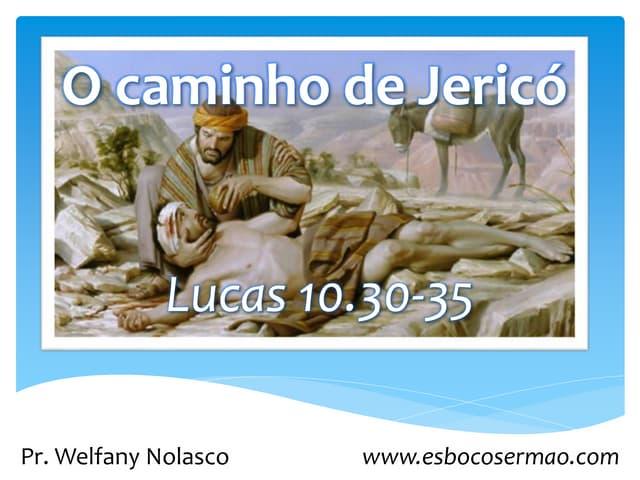 O Caminho de Jericó