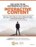 Deliver Peak Experiences with Interactive Content