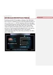 Dell alienware m15 r3-Tecforu.com