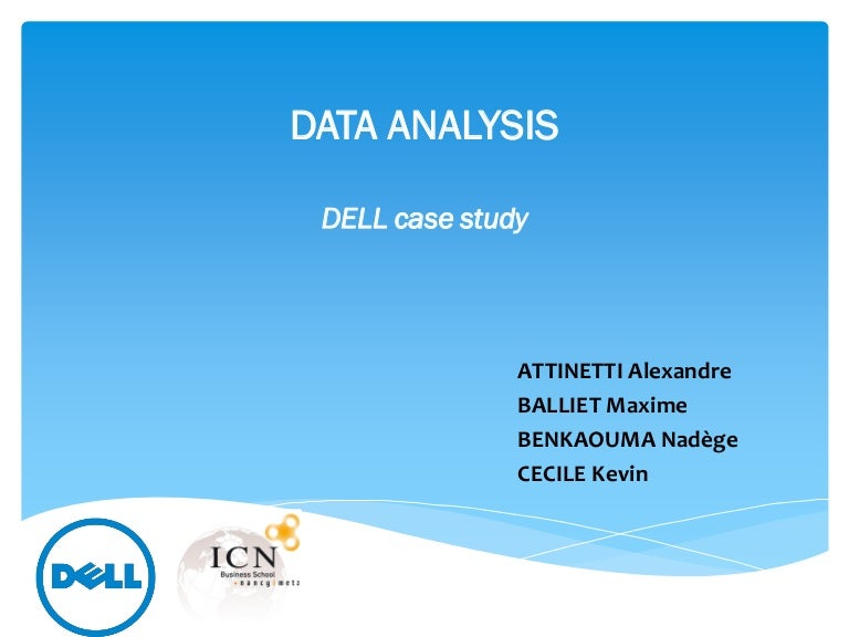 dell inc a case study industry analysis In this lbo model tutorial, we walk through silver lake's $24 billion leveraged buyout of dell and explain the tasks you might have to complete if you were.