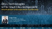 Dell Technologies - IoT fuer Smart Cities leichtgemacht v3a NOV18