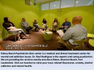 Delray Beach Psychiatrist