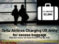 How Delta Airlines handled the US Army excess baggage crisis