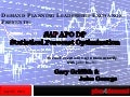 Demand Planning Leadership Exchange: SAP APO DP Statistical Forecast Optimization Webinar 7-25-12