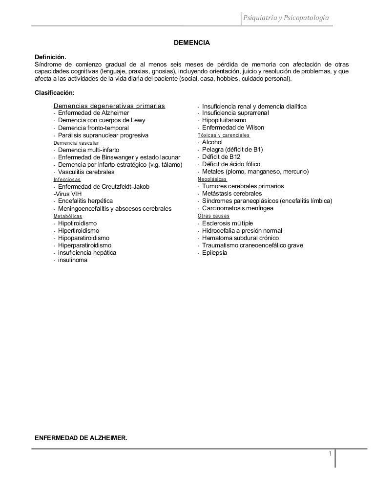 síndrome de korsakoff epidemiología de la diabetes