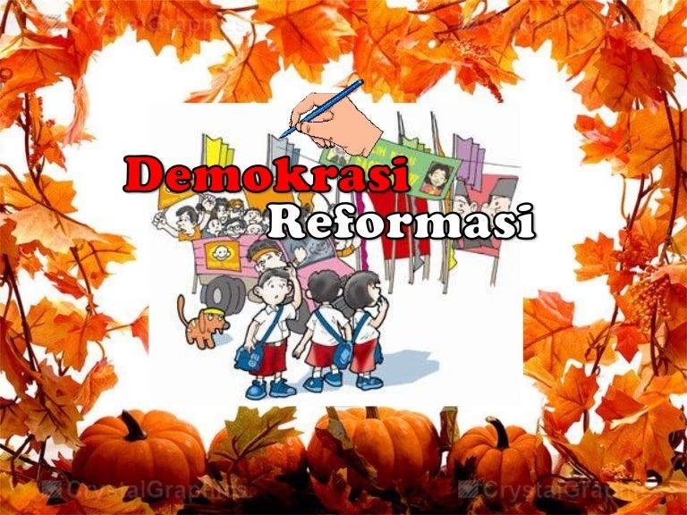 demokrasi reformasi
