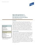 Demystifying the Role of Alternative Investments in a Diversified Investment Portfolio - Dec. 2011
