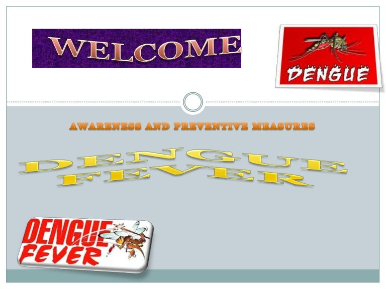 Dengue fever awareness