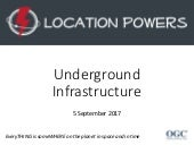 2018 Location Powers Urban Environment