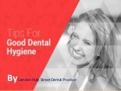 Dental Hygiene and Oral Care - Important Tips by Dental Hygienist
