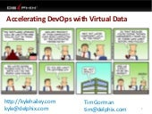 Denver devops : enabling DevOps with data virtualization