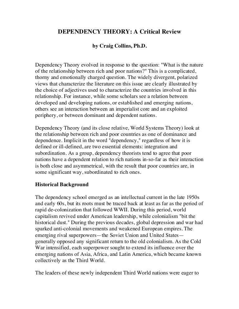 media systems dependency theory The evolution of media system dependency theory sandra ball rokeach, joo young jung (use purdue career account to access) the sage handbook of media processes and effects, 2009, sage.