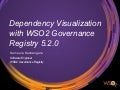Dependency Visualization with WSO2 Governance Registry 5.2