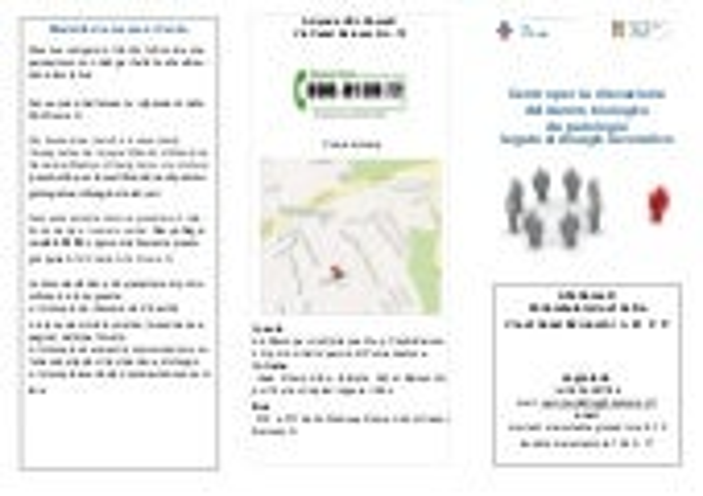 ASLRoma D Poliambulatorio di Acilia - Centro per la rilevazione del danno biologico da patologie legate al disagio lavorativo
