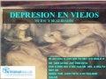 Sindrome depresivo en ancianos