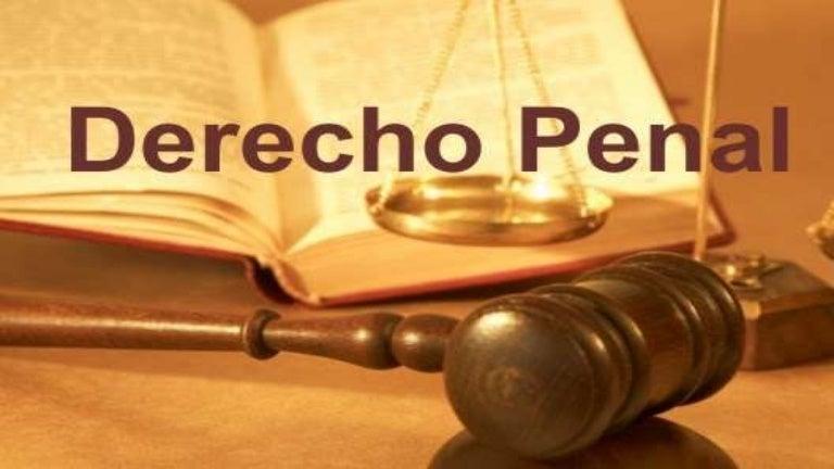 Derecho penal eva