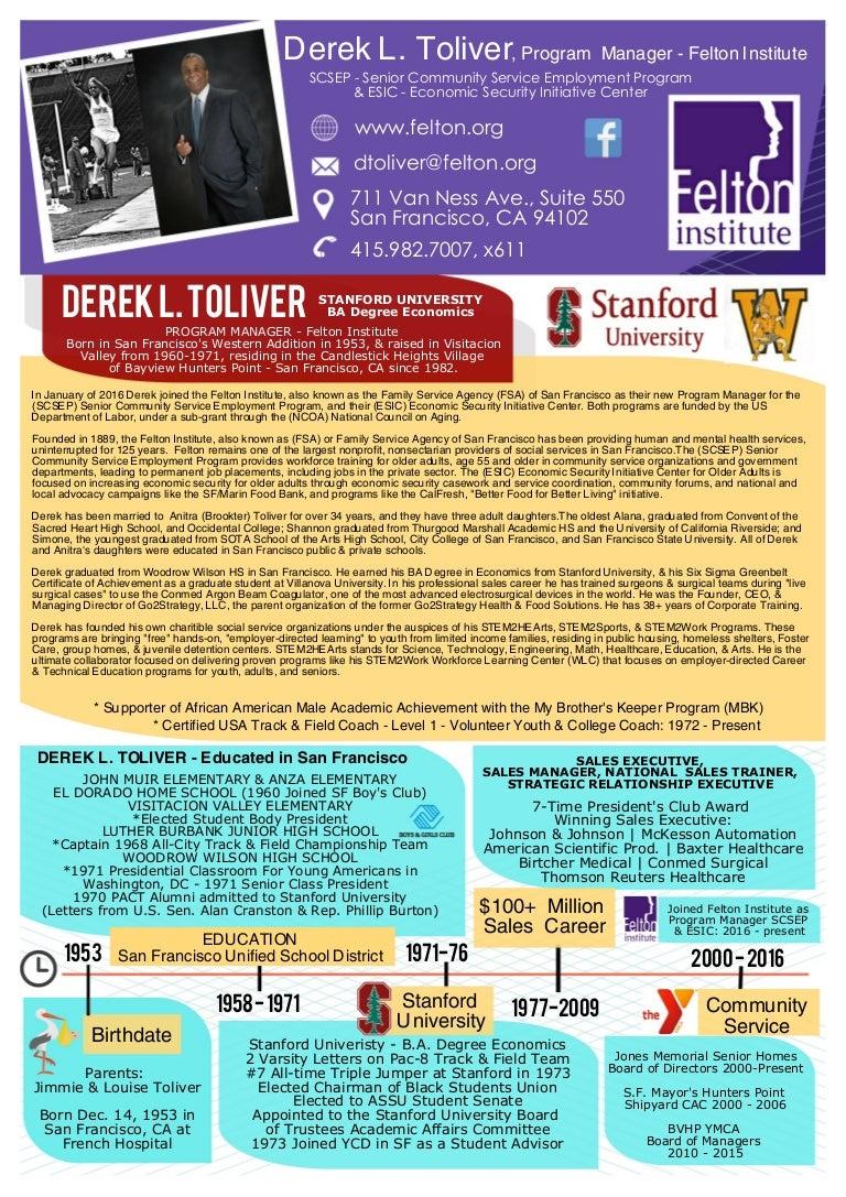 Derek l toliver bio infographic felton institute program manag 1betcityfo Gallery
