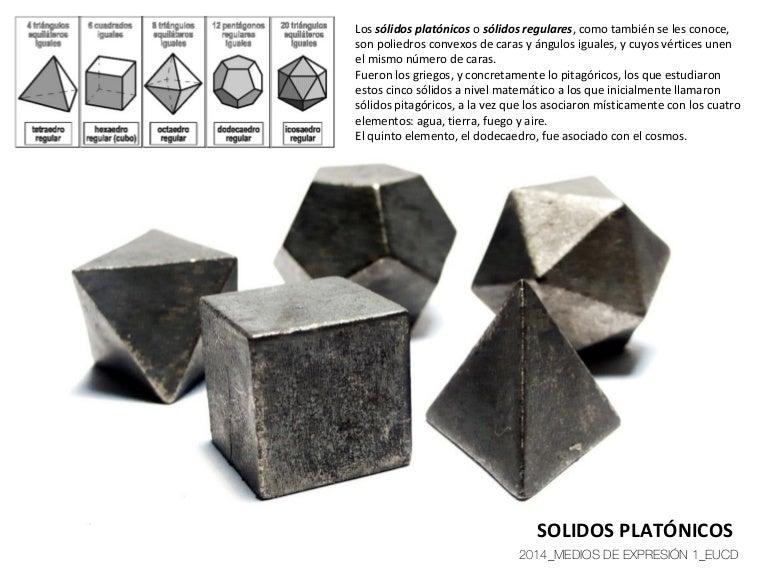 Desarrollo de figuras geométricas.