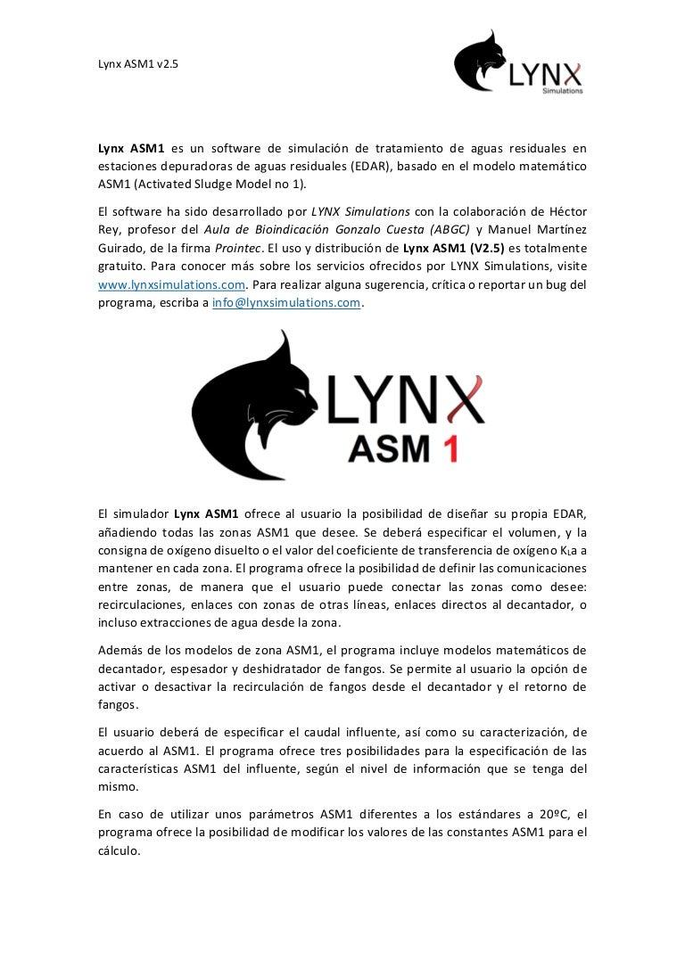 Lynx ASM1 v.2.5