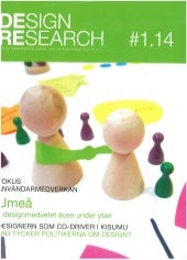 Design research (suédois) 2014