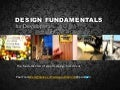 Design Fundamentals for Developers