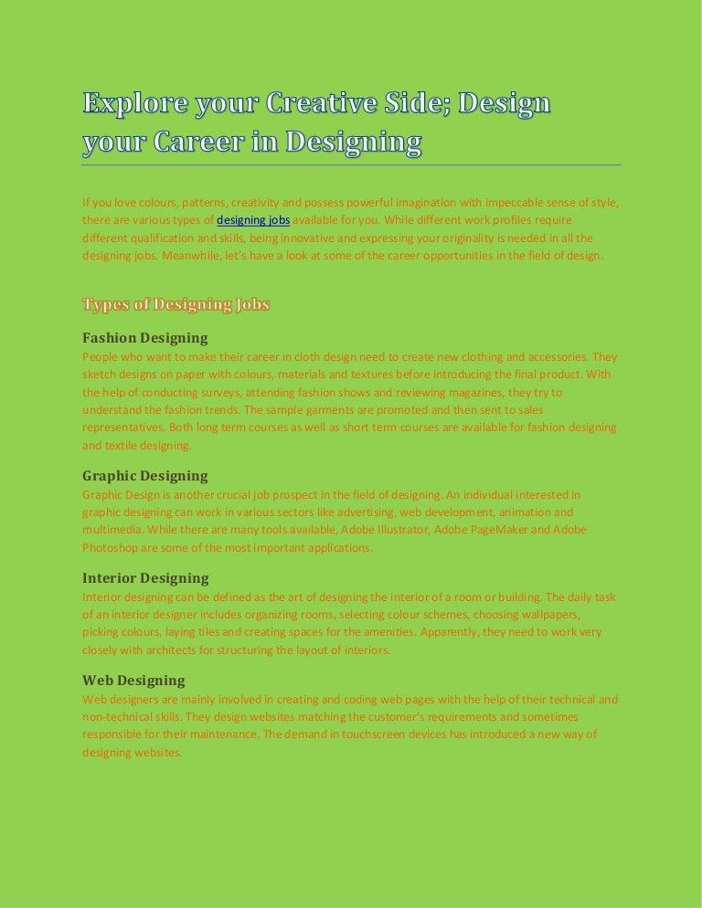 Designing Jobs Across India